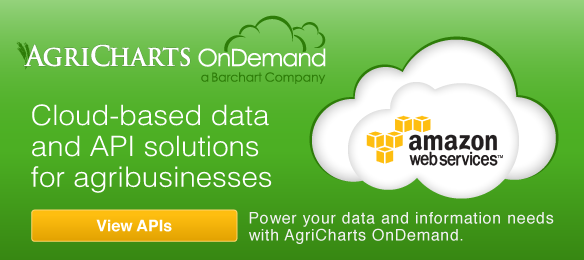 AgriCharts OnDemand Cloud-based data and API solutions for agribusinesses